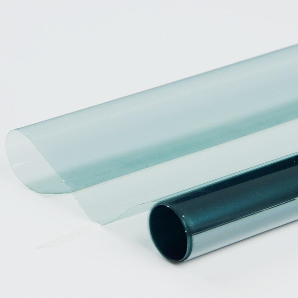 UV400 série fenêtre teinte 65% VLT solaire fenêtre Film 100% UV rejet 5x100feet