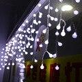 Straße hof dekoration ball lampe serie wasserdichte outdoor LED lichter 4 meter breit LED sphärische eis laterne