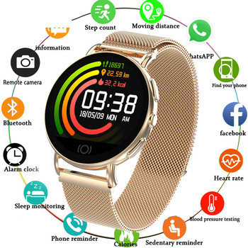 Top Sell Fitness Smart Watch Men Women Heart Rate Monitor Blood Pressure Fitness Tracker Smartwatch Sport Watch for IOS Android