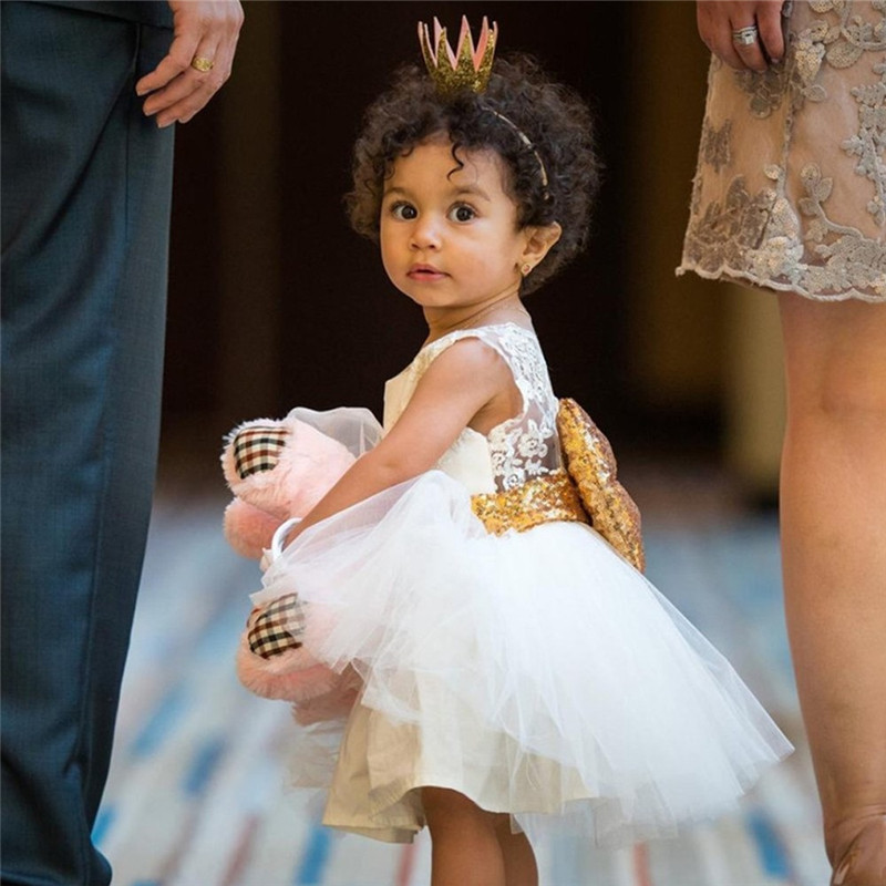 Bebê menina 1 ano roupas de aniversário toddle roupas para vestidos de noite formais fantasia infantil vestido de festa para crianças roupa de casamento