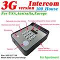 GSM интерком для экстренной помощи открывалка ворот контроллер доступа и служба помощи вызова dc12v вход питания