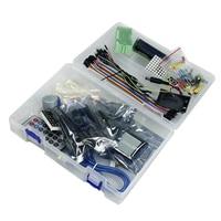 Smart Electronics UNO R3 Step Motor Servo 1602 LCD Breadboard/ Jumper Wire with plastic box for arduino Diy Starter Kit
