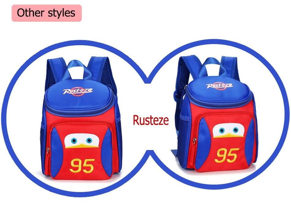 My little pony School bags for Toddler Kids Cute Children Mini Hello Kitty schoolbag Cartoon orthopedic Backpack for boys girls (6)
