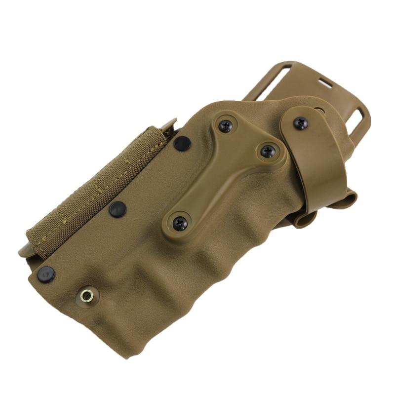 Tiro de caza Del Airsoft Pistola Pistolera Pistolera Táctica de Combate Del Ejér