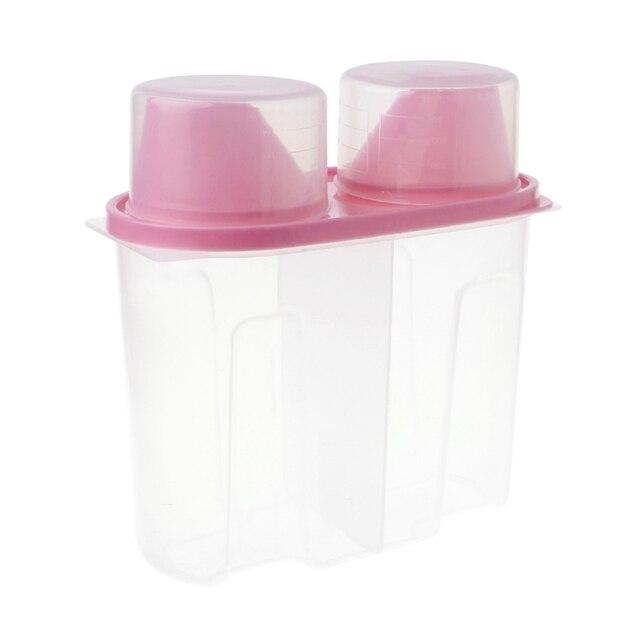 Plastic Kitchen Food Cereal Grain Bean Rice Storage Box Case Container  Dispenser W15