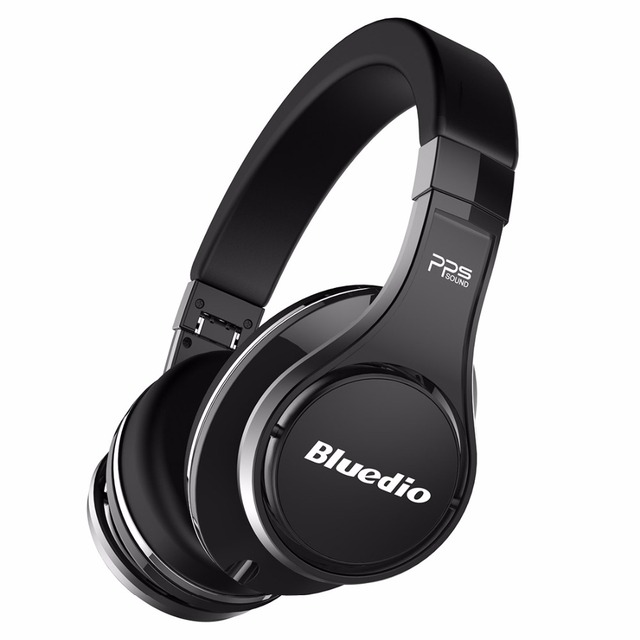 Bluedio U2 Bluetooth Wireless Headset 2