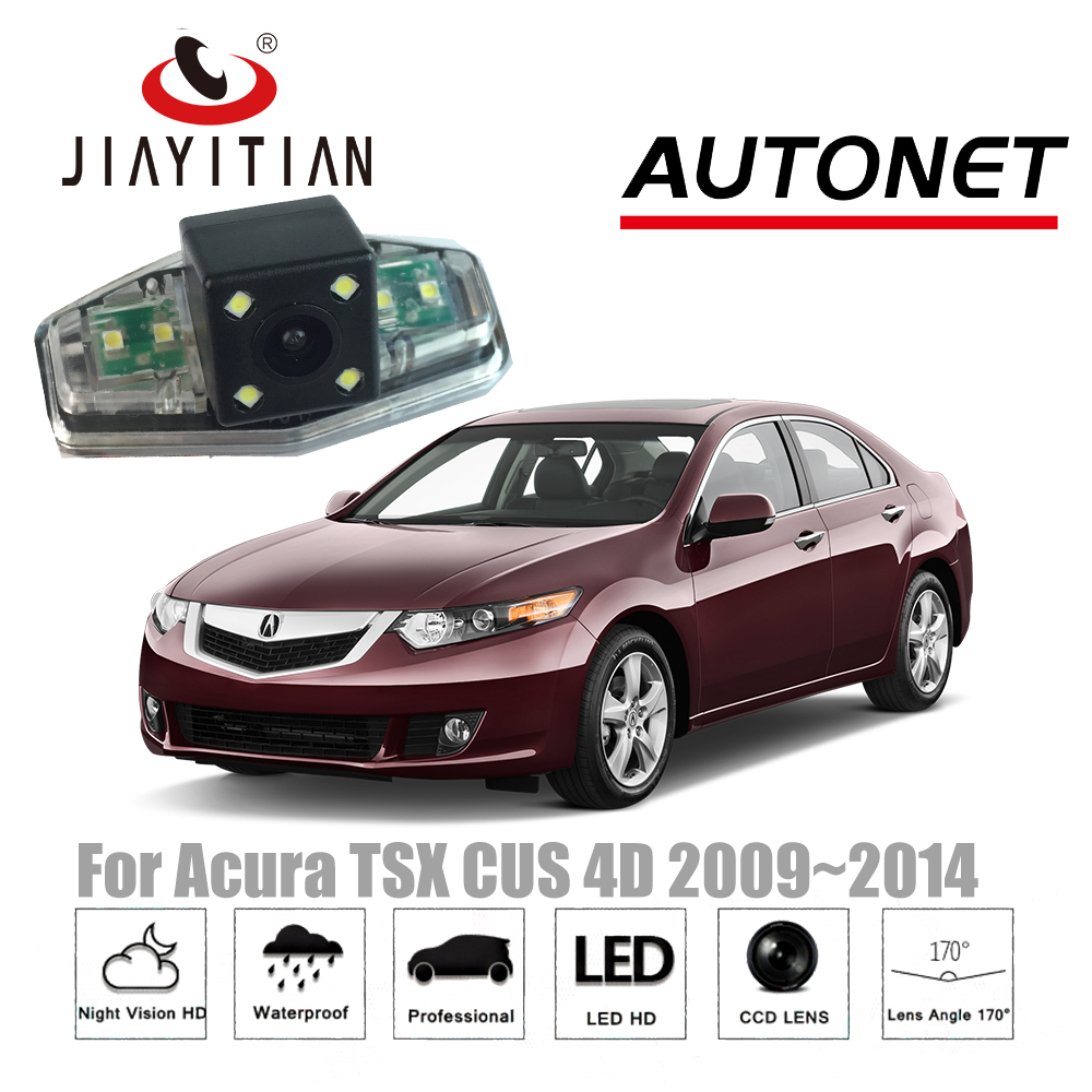 JIAYITIAN Rear View Camera For Acura TSX / Accord Saloon