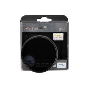 Image 2 - Zomei高品質中立密度フィルトロフィーnd2 nd4 nd8フィルターキヤノンニコンソニーpentaxカメラレンズ52/55/58/62/67/72/77/82ミリメートル