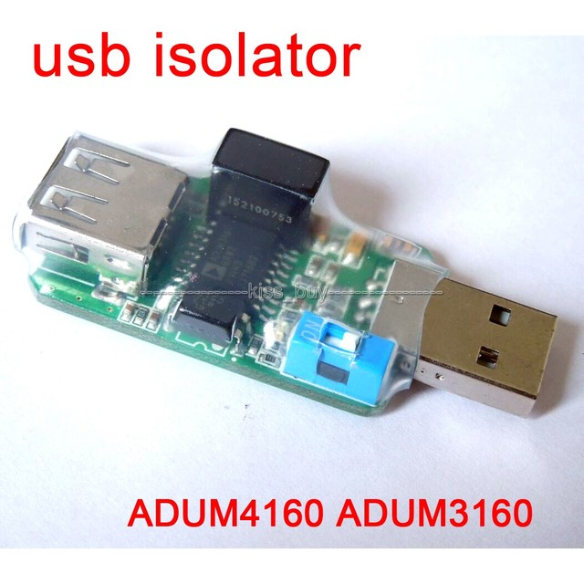 USB to USB USB Isolator Protection Board Isolation Module ADUM4160