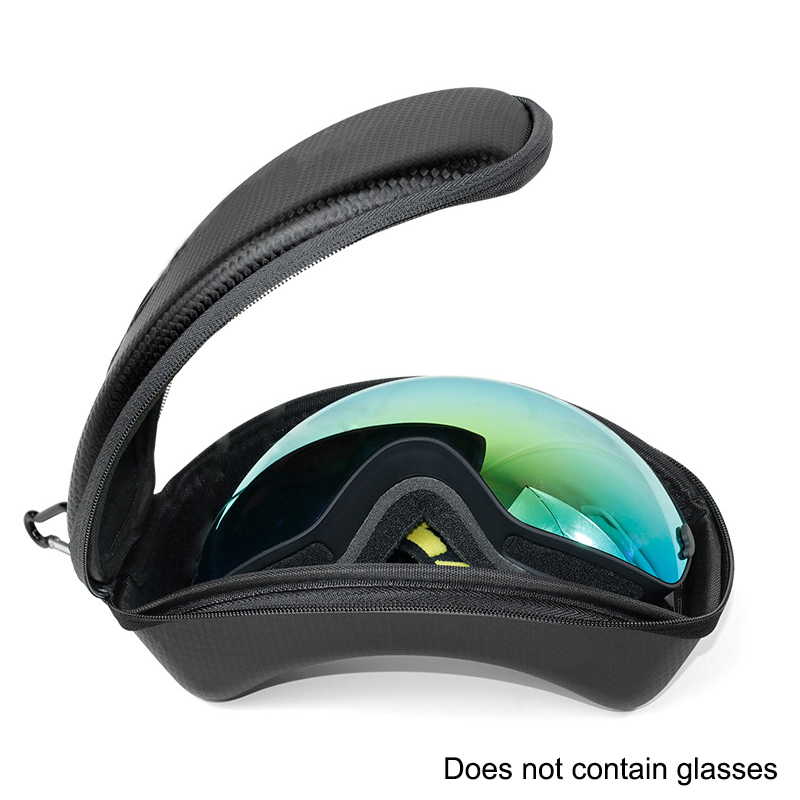 Skiing Eyewear Skiing & Snowboarding Robesbon Uv400 Skiing Eyewear Snow Ski Goggles Fog-proof Sand-proof Glasses Mountain Ggoggles Sphere Snowboard Skiing Glasses