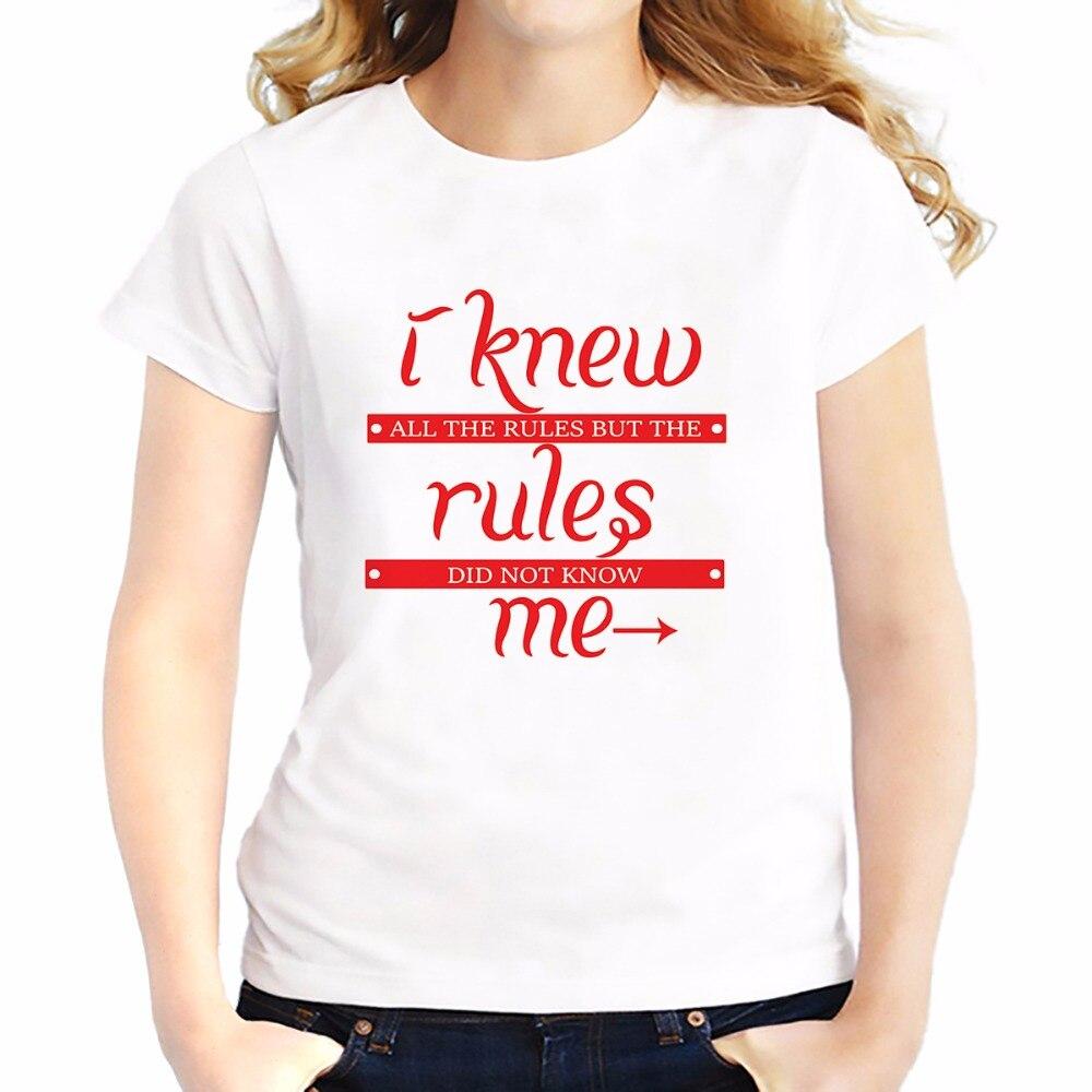 Едва знак футболки 2017 новые женские Летние Повседневная белая футболка Femme письмо дизайн печати модные футболки
