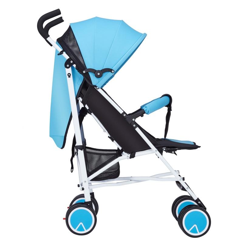 Kunbao Baby Stroller პორტატული ულტრა - ბავშვთა საქმიანობა და აქსესუარები - ფოტო 3