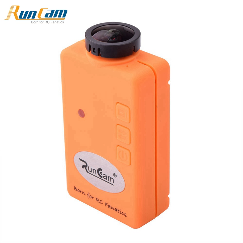 Orange Runcam FPV HD 1080P Wide Angle Mini Sport Action Camera for 250mm Frame RC Racing Drone FPV Quadcopter Helicopter стоимость