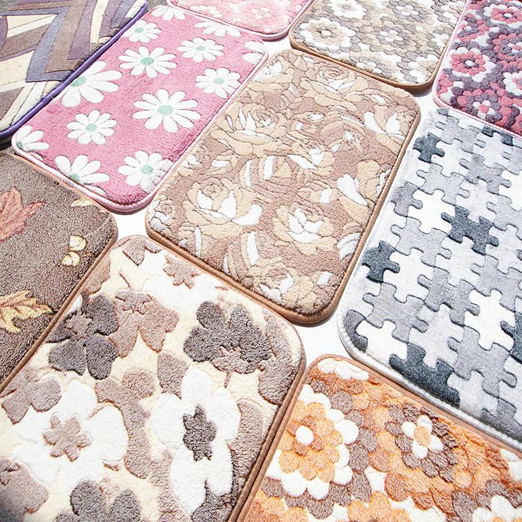WINLIFE 4060 Cm Und 5080 Schlafzimmer Wohnzimmer Teppiche Korallen Samt Rutsch
