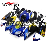 Blue Black Full Fairing Kit For Aprilia RS125 RS4 125 Year 2006 2011 ABS Injection Plastic Motorcycle Cowlings Carenes