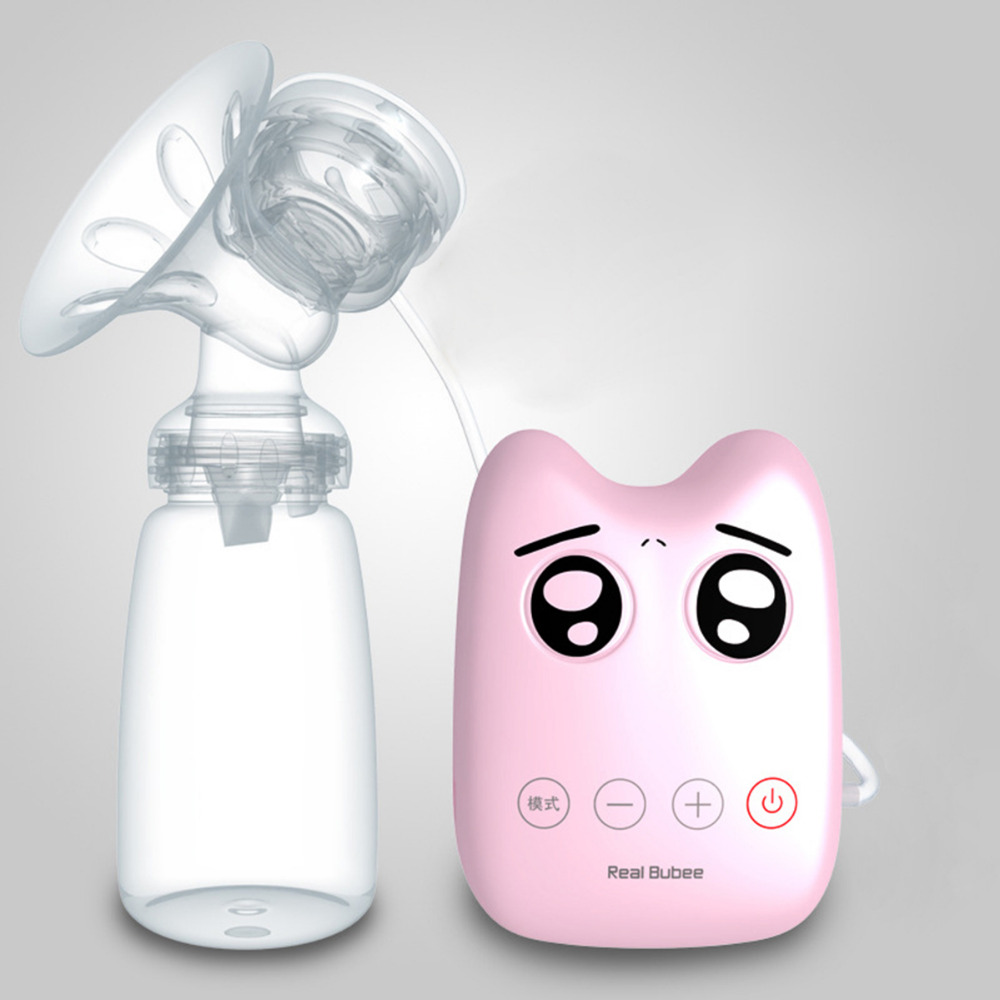 Electric Breast Pumps Products breast feeding Intelligent Electric Milk bottle baby care Pregnancy & Maternity Postnatal Supplie