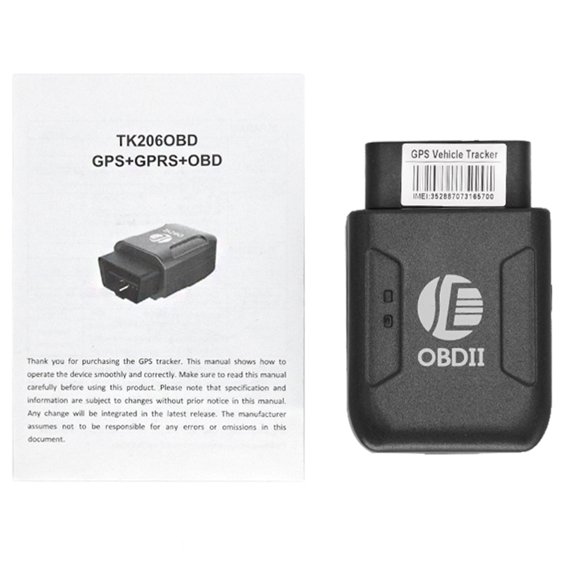 Maozua-OBD2-Interface-GPS-Tracker-Realtime-Vehicle-GSM-GPRS-LBS-Accurate-Location-Tracking-System-Mini-TK206