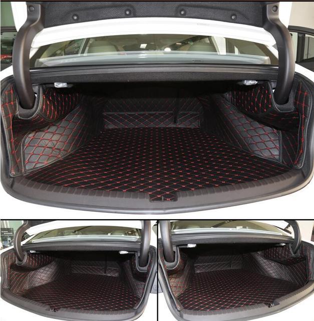 Aliexpress.com : Buy Full Rear Trunk Tray Liner Cargo Mat