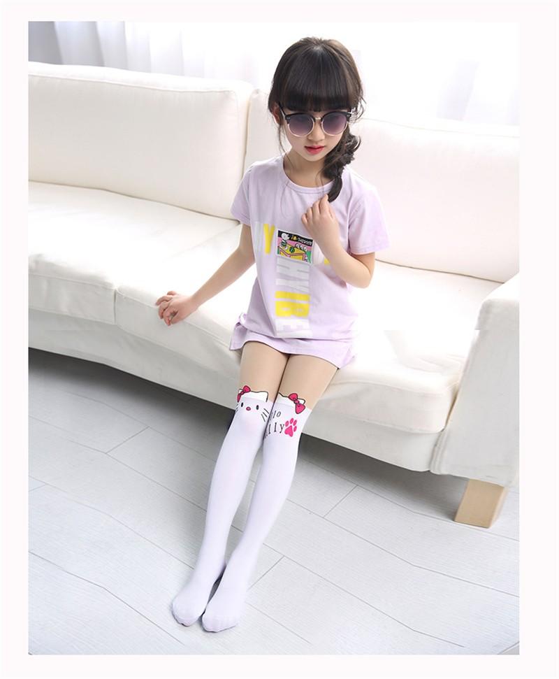 Warm Children Girls Pantyhose (5)
