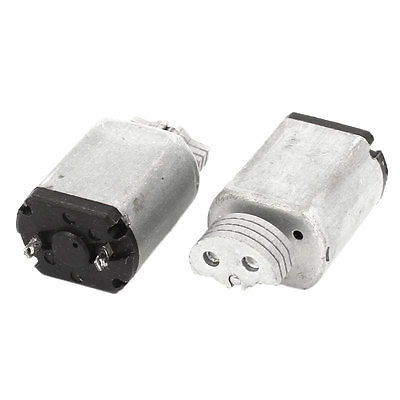 2PCS DC 3V-6V Metal 2mm Diameter Drive Shaft Micro Vibration Motor Replacement dc 6v 24v high speed micro motor 130 type shaft diameter 2mm 2pcs page 8