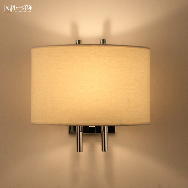 Breve Moderna Lampada Da Parete Camera Da Letto Lampada Da Comodino