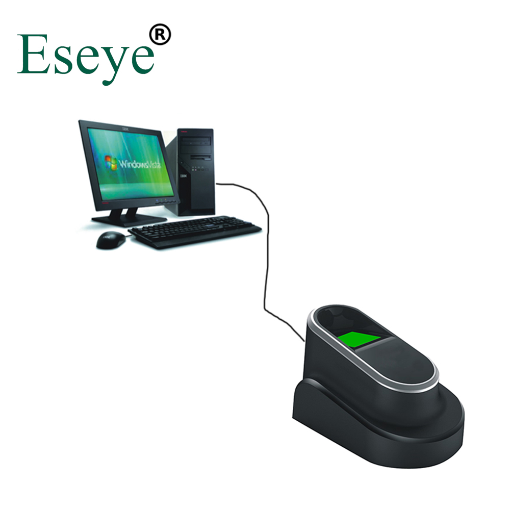 цена Eseye USB Fingerprint Reader For PC Biometric Fingerprint Scanner USB With SDK Windows Linux Fingerprint Sensor/Module Bank