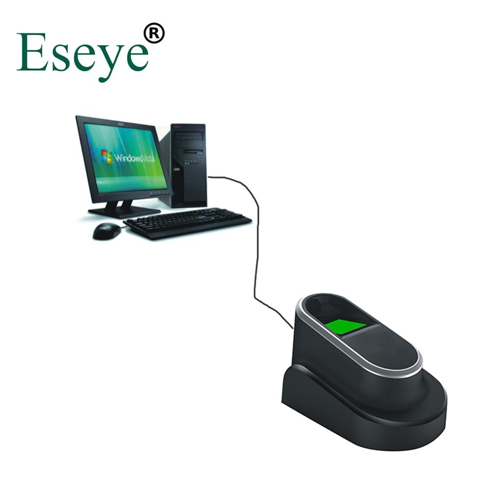 цена на Eseye USB Fingerprint Reader For PC Biometric Fingerprint Scanner USB With SDK Windows Linux Fingerprint Sensor/Module Bank