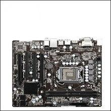 B75m r2.0 m-atx plate all solid b75 motherboard belt usb3.0 interface