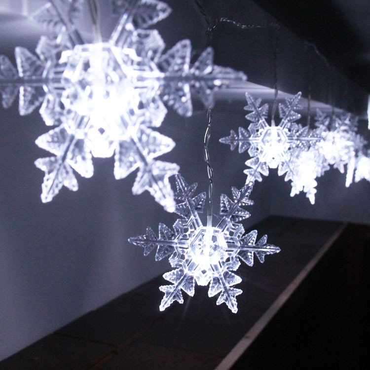 Christmas lights wall decoration doorjambs bar wine cooler partition ...