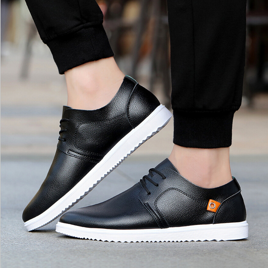 men Leather shoes new zapatos hombre mens chaussure fashion zapatos casual British style man casual shoes masculino cotton boots 2016 new spring autumn breathable casual shoes for men british style fashion men flat shoes blade mens trainers zapatos hombre