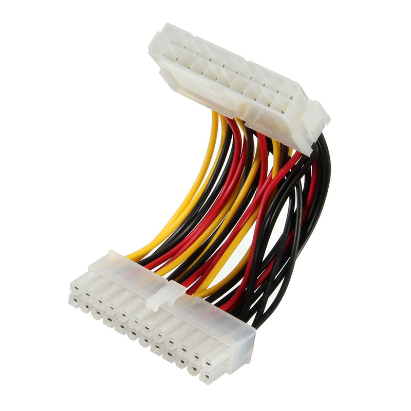 Computer Cable Ends : New arrival pin male to female internal pc psu
