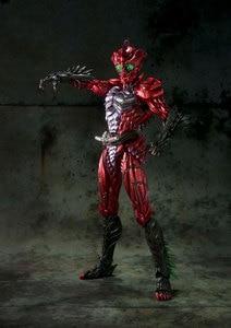 Image 4 - Original BANDAI SPIRITS Tamashii Nations SIC / SUPER IMAGINATIVE CHOGOKIN Action Figure   Kamen Rider Alpha