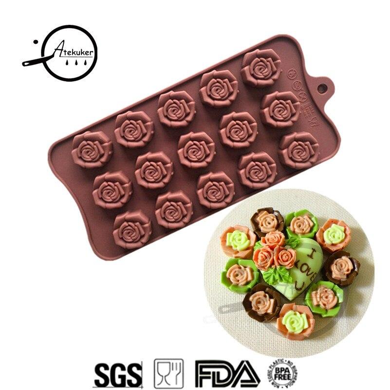 Romote Coque en silicone Moules /à g/âteaux Moules /à chocolat Cookie Moules pour enfant Poisson /étoile de mer Cheval de mer et Dauphin