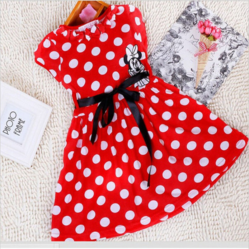 b72d3a28bee US $11.05 |New Arrival Minnie Dresses For Birthday Party Newborn Girls  Mickey Costume Baby Girl Casual Dresses Children Clothing-in Dresses from  ...