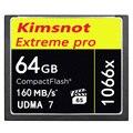 Kimsnot Extreme PRO 1066x64 ГБ Карты CompactFlash 32 ГБ 128 ГБ 256 ГБ CF Карты Памяти Compact Flash карта Высокая Скорость 160 МБ/с. UDMA7