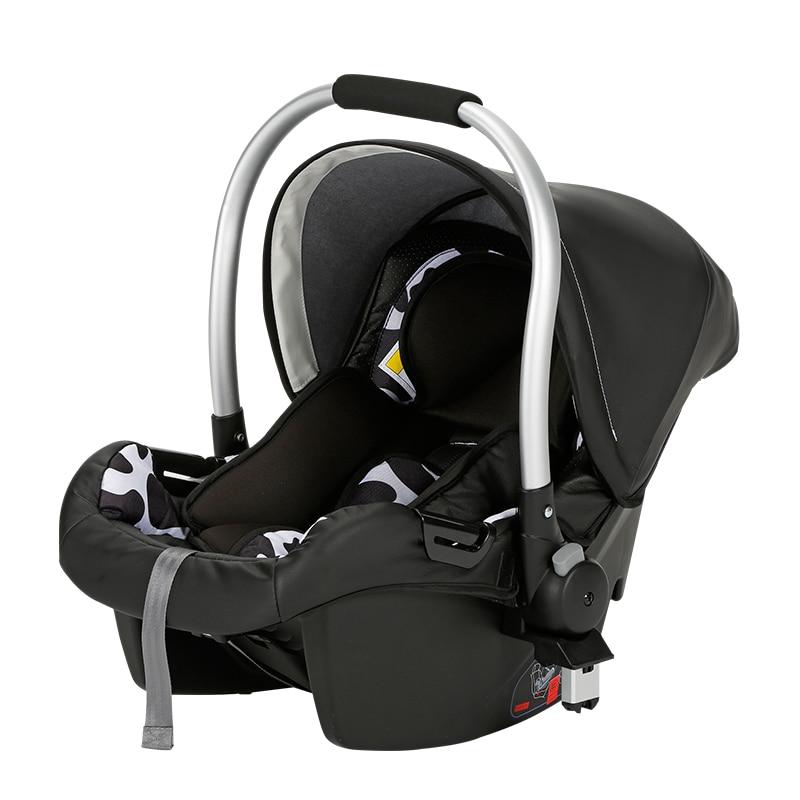 Safe Travel Newborn Baby Car Safety Seat Car Baby Cradle Child Basket Safety Seat Motor Vehicle Child Occupant Restraint System