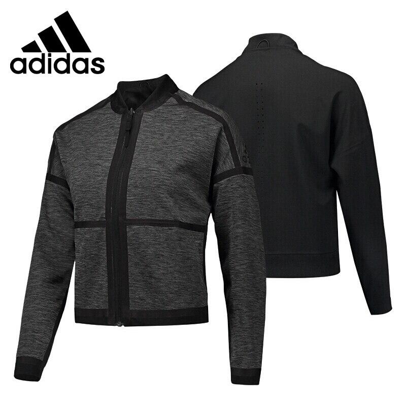 Original New Arrival 2018 Adidas W Zne SO Rev Jk Womens reversible jacket Sportswear