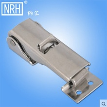 NRH 5622B adjustable Stainless steel good quality toggle latch a pair of draw latch for trasnport case chest toggle draw latch