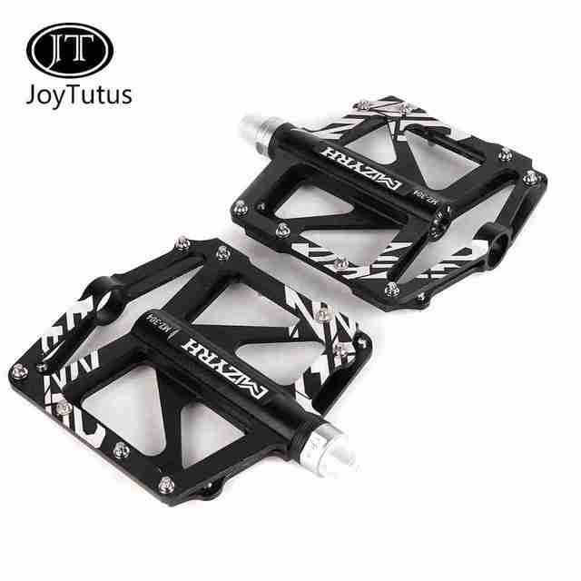 e19d29e3416 JOYTUTUS Pedals MTB BMX Pedal Bike Mountain Bike Ultra Axle Sealed Bearing  Ultralight Anti-slide