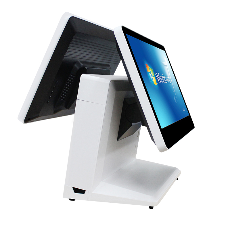 15 Inch Industrial Touch Screen All In One Pc / POS / Computer / Mini Barcode