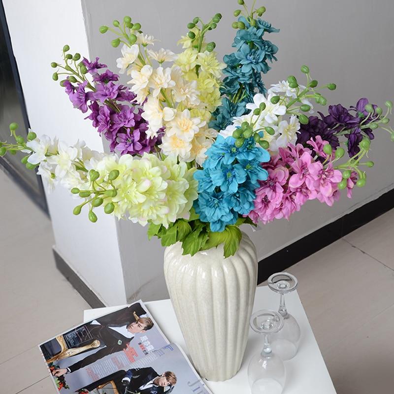Aliexpress.com : Buy Artificial Hyacinth Flowers Silk