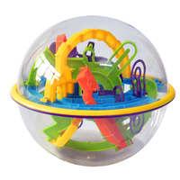168 Steps Perplexus Original 3D Magic Intellect Maze Ball Children Balance Logic Ability Puzzle Game Brain