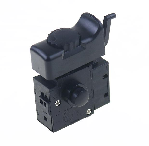 цена на 1PCSC AC 250V 6A 5E4 Speed Controller FA2-6/1BEK Electric Tool Trigger Switch