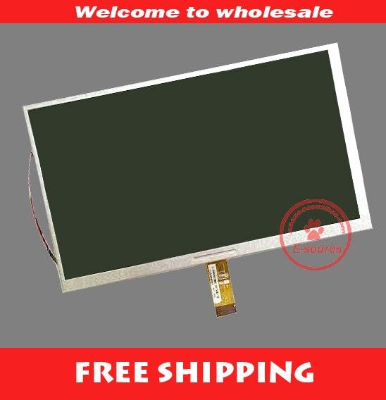 9 pouces LCD ÉCRAN 73001014463B E231732 pour mobile DVD, voiture d'affichage
