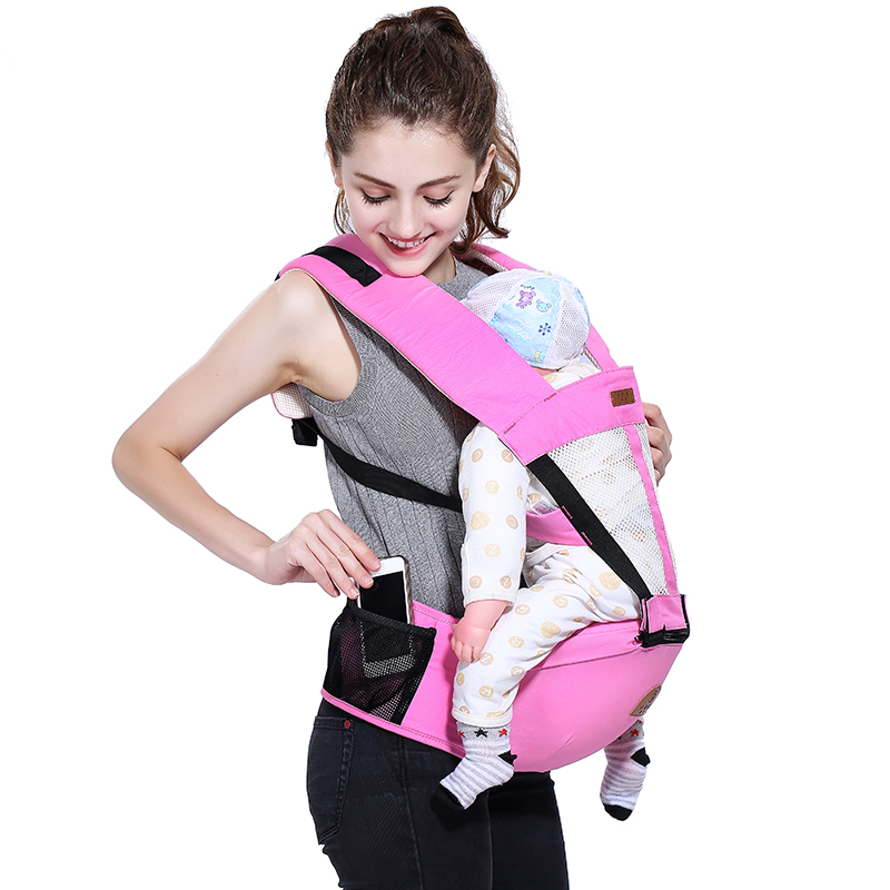 Promotion! Fashion mummy kangaroo wrap bag Multifunctional Breathable Kangaroos backpack ...