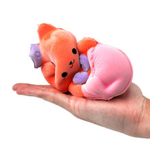 1coloue Squeeze soft Furry Beauty Cat ScentedSlow Rising Squishies Toy Squishes Stress Relief Toy for Kids Z0218(China)
