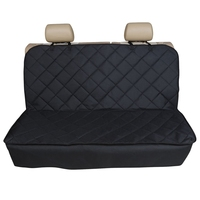 Quilted Pet Dog Car Rear Seat Cover Protector For Mini Cooper S 06 16