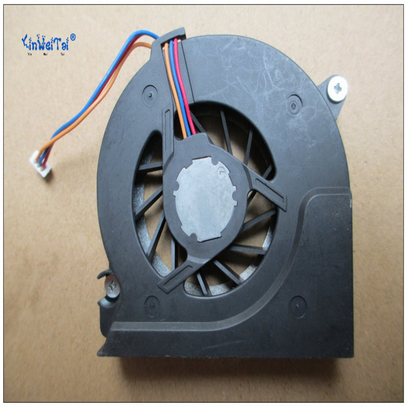 Laptop cpu fan for <font><b>HP</b></font> compaq 541 540 <font><b>6510B</b></font> 6515B 6520S NC6320 NX6310 NX6315 F0117 UDQFRPH52C1N SPS:413696-001 6033B0005701 image