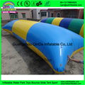 Цена завода надувные водные капля, надувные водные прыжки подушку, надувные катапульты blob для продажи