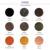 Chuse maquiagem permanente pigment orange café conjunto de tintas de tatuagem para sobrancelha delineador lip make up microblading máquina rotativa m269